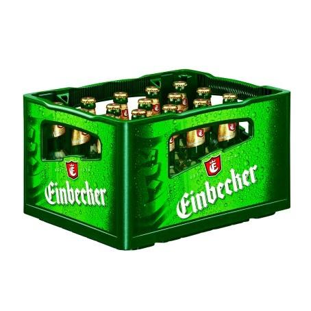Einbecker Urbock Hell (20/0,33 Ltr. Glas MEHRWEG)