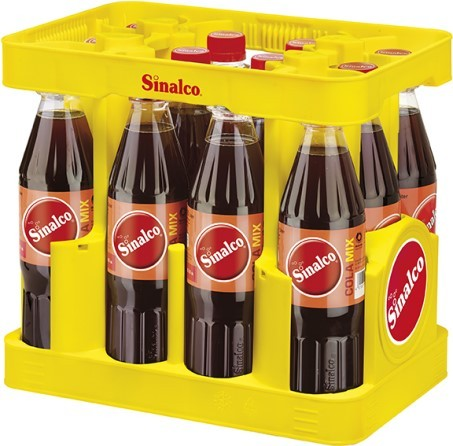 Sinalco Cola Mix (12/0,5 Ltr. PET MEHRWEG)