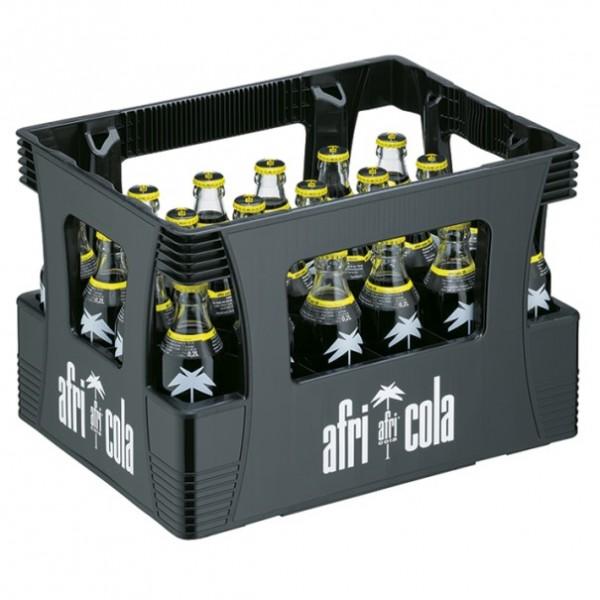 Afri Cola 25 (24/0,2 Ltr. Glas MEHRWEG)