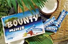Bounty minis (1/275 g.)