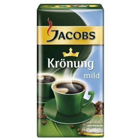 JACOBS Krönung mild (500 g.)
