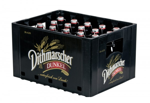 Dithmarscher Bügel Dunkel (20/0,33 Ltr. Glas MEHRWEG)