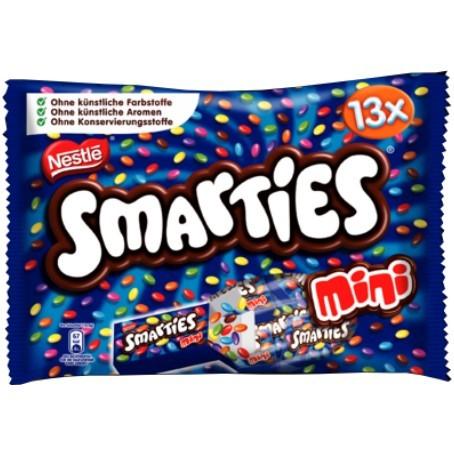 Nestle Smarties Minis (1/187 g.)