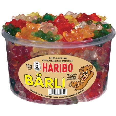 Haribo Bärli (1200 g.)