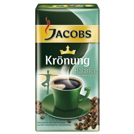 Jacobs Krönung Balance (12/500 g.)