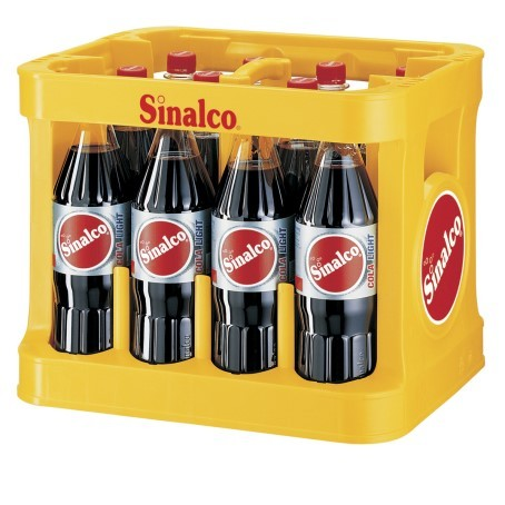 Sinalco Cola light (12/1 Ltr. PET MEHRWEG)
