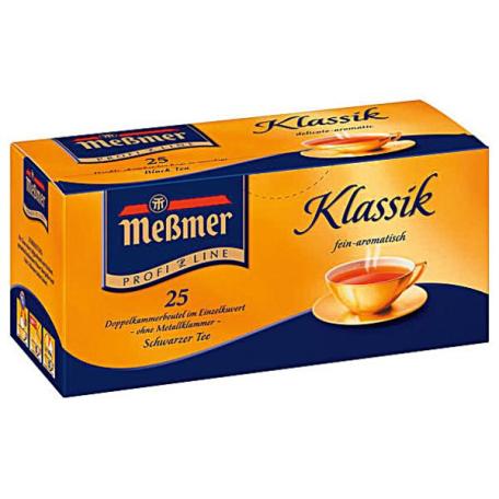 Meßmer Klassik Schwarzer Tee