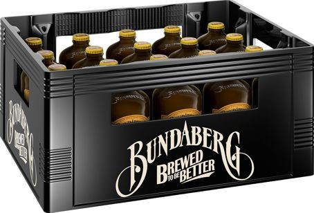 Bundaberg Ginger Brew (20/0,33 Ltr. Glas MEHRWEG)
