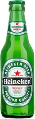 Heineken Beer (28/0,25 Ltr. Glas MEHRWEG)