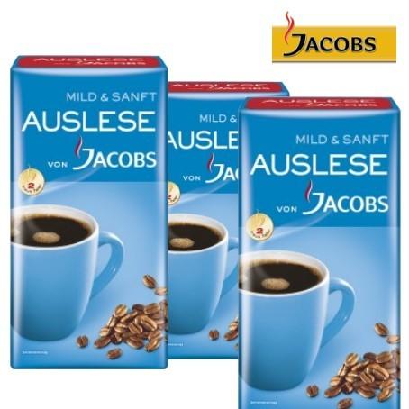 JACOBS AUSLESE mild (500 g.)