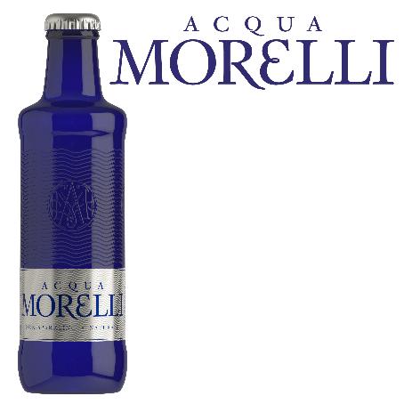 Acqua Morelli Naturale (24/0,25 Ltr. Glas MEHRWEG)