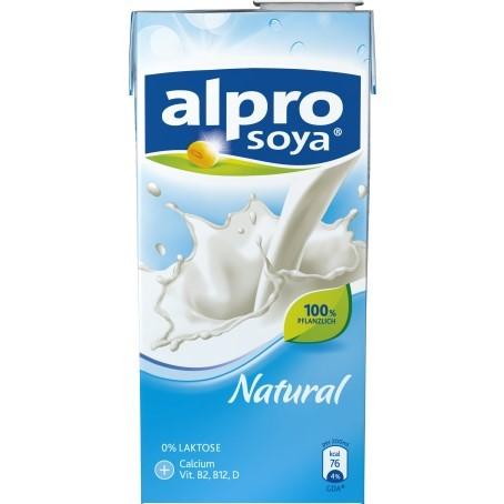 alpro soya calzium 1,9 g Fett (1/1,0 Ltr.)