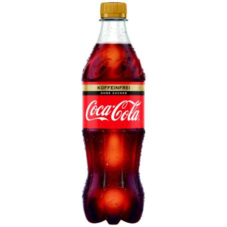 Coca Cola Zero Vanilla PET (12/0,5 Ltr. Einweg)