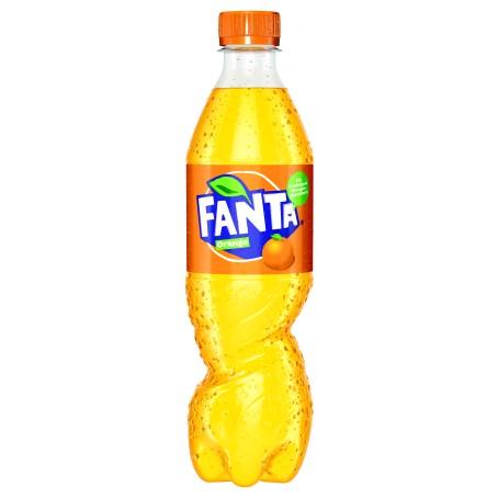 Fanta Orange PET (12/0,5 Ltr. Einweg)