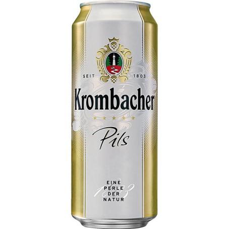 Krombacher Pils (24/0,50 Ltr. Dose EINWEG)