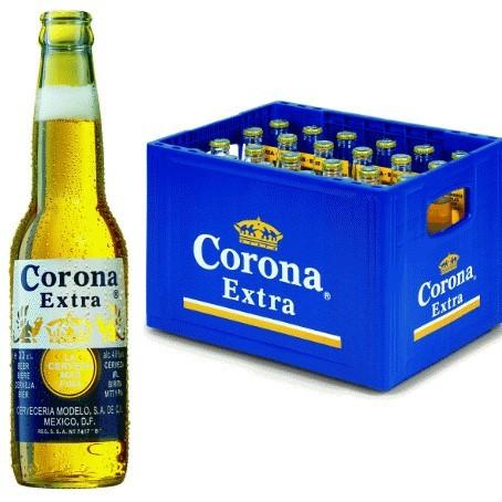 Corona Extra (24/0,33 Ltr. Glas MEHRWEG)