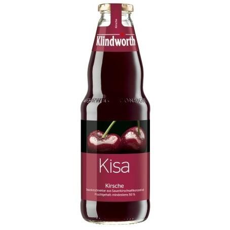Klindworth Kirsch (Einzelflasche 1,0 Ltr. MEHRWEG)