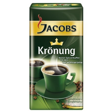 Jacobs Krönung (12/500 g.)