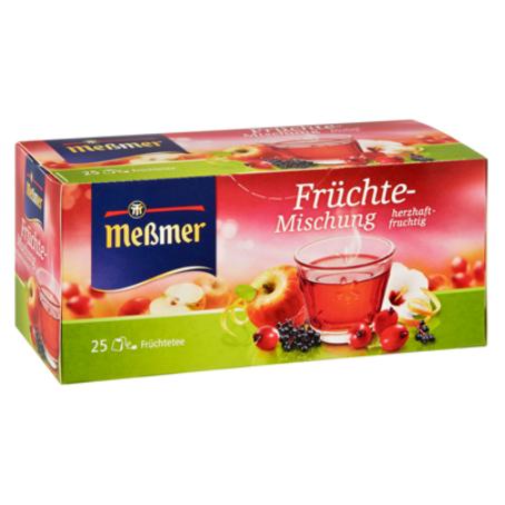Meßmer Tee Früchte-Mischung