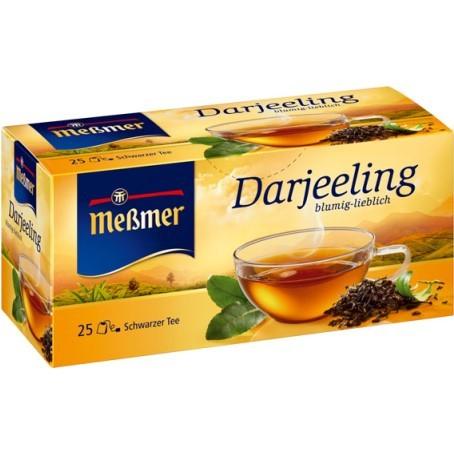 Meßmer Schwarzer Tee Darjeeling