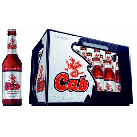 Krombacher CAB Cola & Beer (24/0,33 Ltr. Glas MEHRWEG)