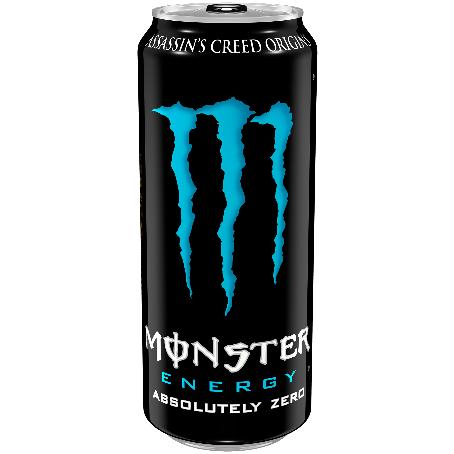 Monster Energy Absolutely Zero (12/0,5 Ltr. Dosen Einweg)