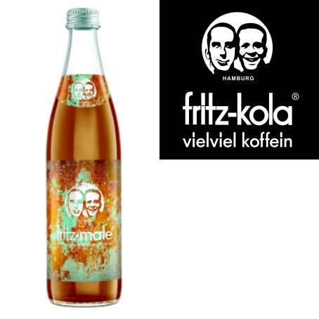 Fritz Mate (10/0,5 Ltr. Glas MEHRWEG)
