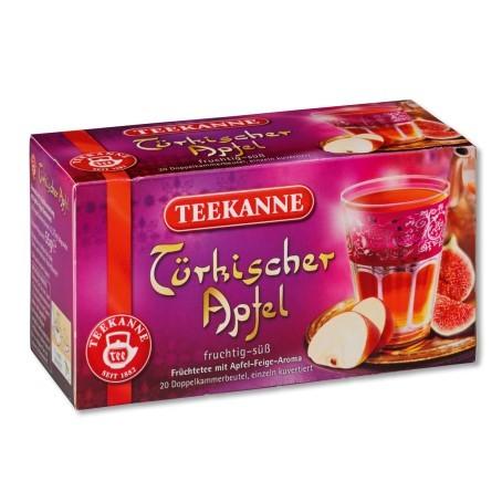 Teekanne Tee Türkischer Apfel