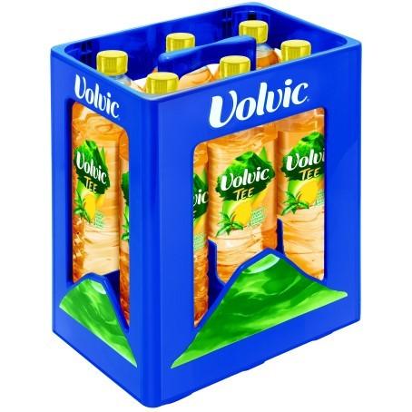 Volvic Tee Zitrone (6/1,5 Ltr. PETc EINWEG)