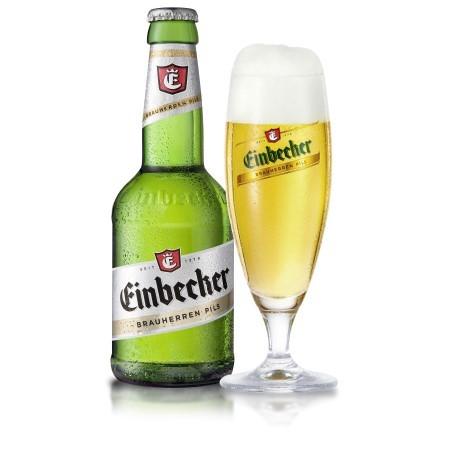 Einbecker Brauherren Pils (20/0,33 Ltr. Glas MEHRWEG)