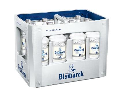 Bismarck Brunnen (12/0,7 Ltr. Glas MEHRWEG)