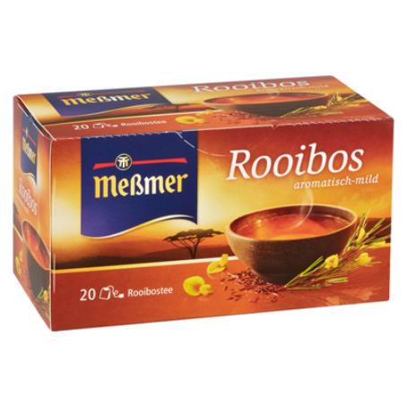 Meßmer Tee Rooibos Vanille
