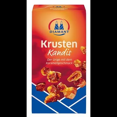 Kölln brauner Krustenkandis (1/500 g.)