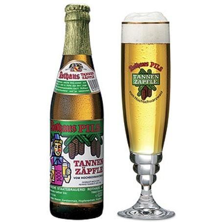 Rothaus Tannenzäpfle (24/0,33 Ltr. Glas MEHRWEG)