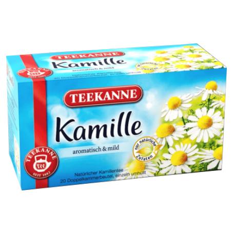 Teekanne Kräutertee Kamille