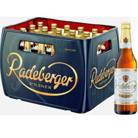 Radeberger Pils (24/0,33 Ltr. Glas MEHRWEG)