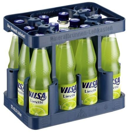 Vilsa Limette (12/0,5 Ltr. PET MEHRWEG)