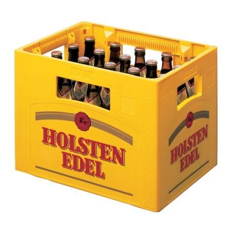 Holsten Edel (20/0,5 Ltr. Glas MEHRWEG)