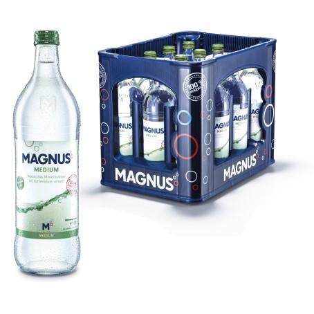Magnus Medium (12/0,7 Ltr. Glas MEHRWEG)