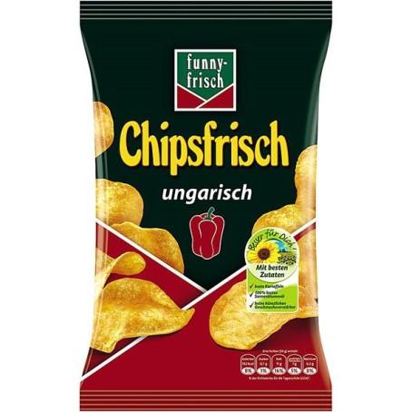 funny-frisch Chipsfrisch ungarisch (12/50 g.)
