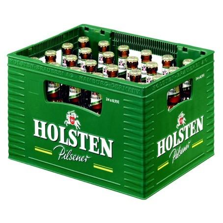 Holsten Pils (24/0,33 Ltr. Glas MEHRWEG)