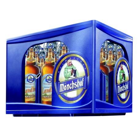 Mönchshof Landbier Bügel (20/0,5 Ltr. Glas MEHRWEG)