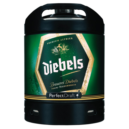 Diebels Alt Perfect Draft (1/6 Ltr.) EINWEG
