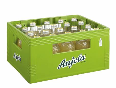 Anjola Ananas Limette (20/0,33 Ltr. Glas MEHRWEG)