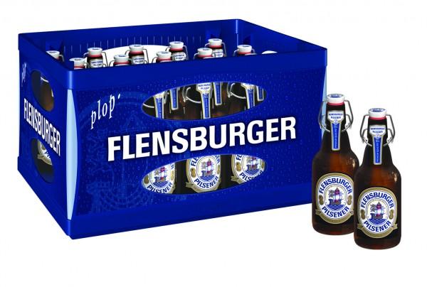 Flensburger Pils (20/0,33 Ltr. Glas MEHRWEG)