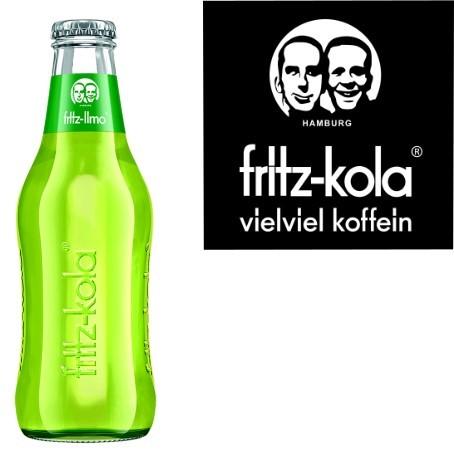 fritz -limo Melonenlimonade (24/0,2 Ltr. Glas MEHRWEG)