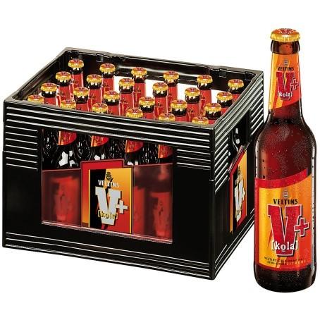 Veltins plus Cola (24/0,33 Ltr. Glas MEHRWEG)